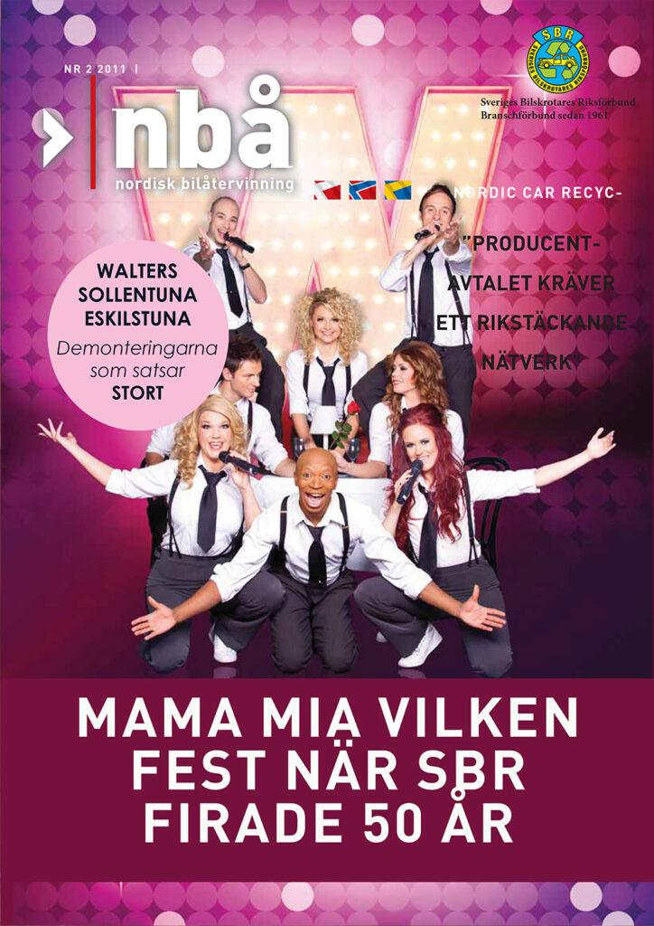 Tidningen NBÅ - SBR Service - Nummer 2 - 2011