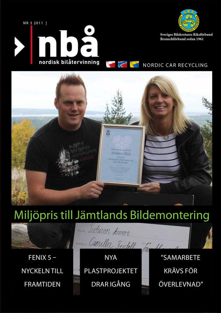 Tidningen NBÅ - SBR Service - Nummer 3 - 2011