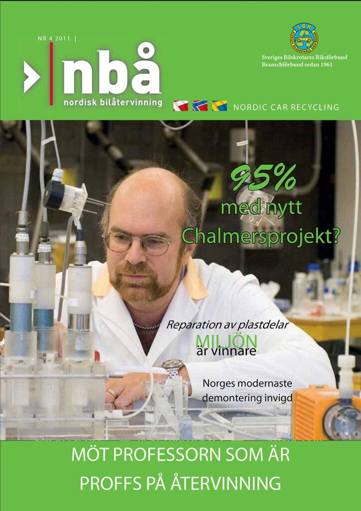 Tidningen NBÅ - SBR Service - Nummer 4 - 2011
