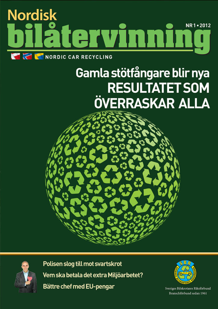 Tidningen NBÅ - SBR Service - Nummer 1 - 2012