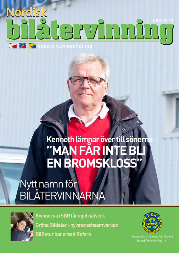 Tidningen NBÅ - SBR Service - Nummer 2 - 2012