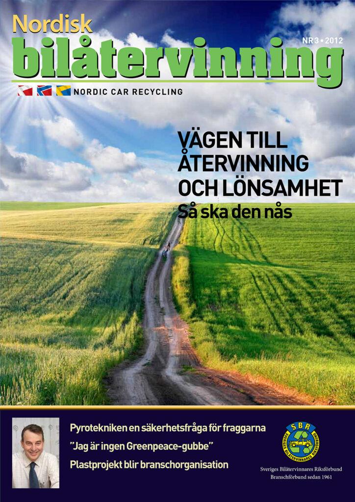 Tidningen NBÅ - SBR Service - Nummer 3 - 2012