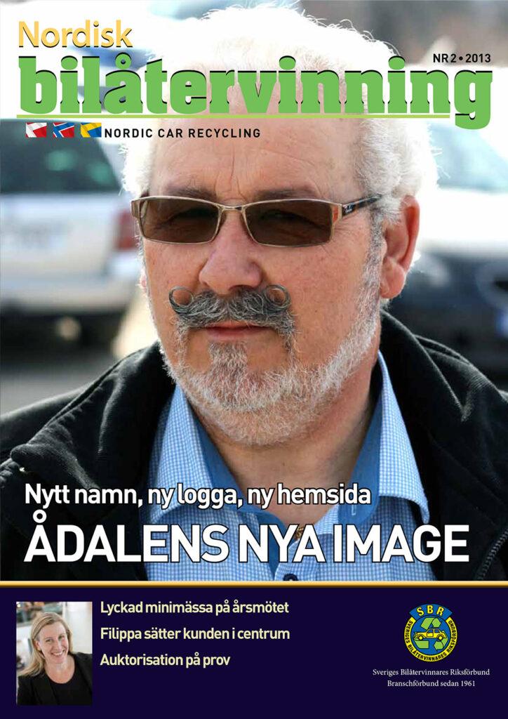 Tidningen NBÅ - SBR Service - Nummer 2 - 2013