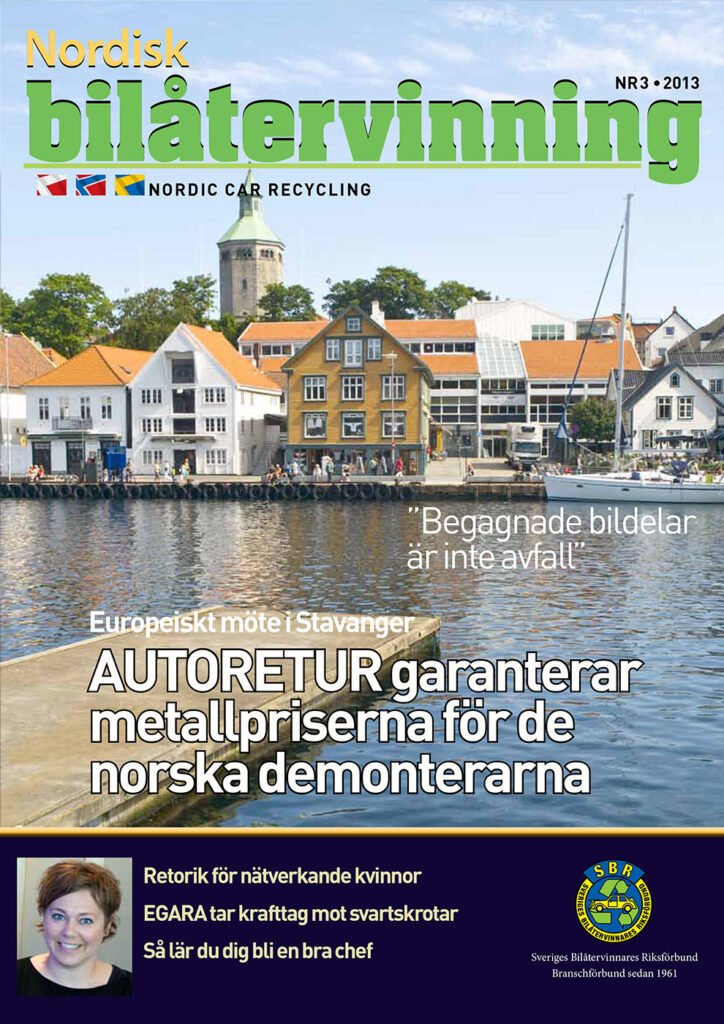 Tidningen NBÅ - SBR Service - Nummer 3 - 2013
