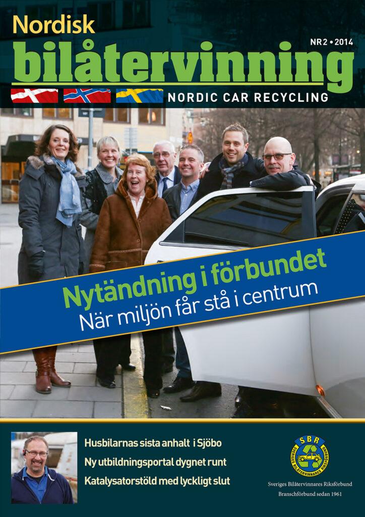 Tidningen NBÅ - SBR Service - Nummer 2 - 2014