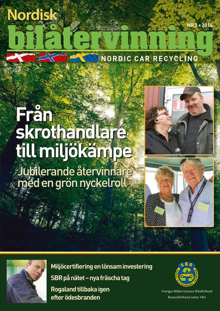 Tidningen NBÅ - SBR Service - Nummer 3 - 2014