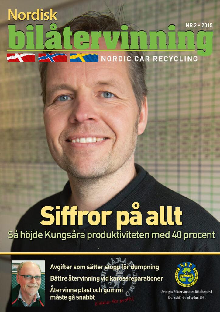 Tidningen NBÅ - SBR Service - Nummer 2 - 2015