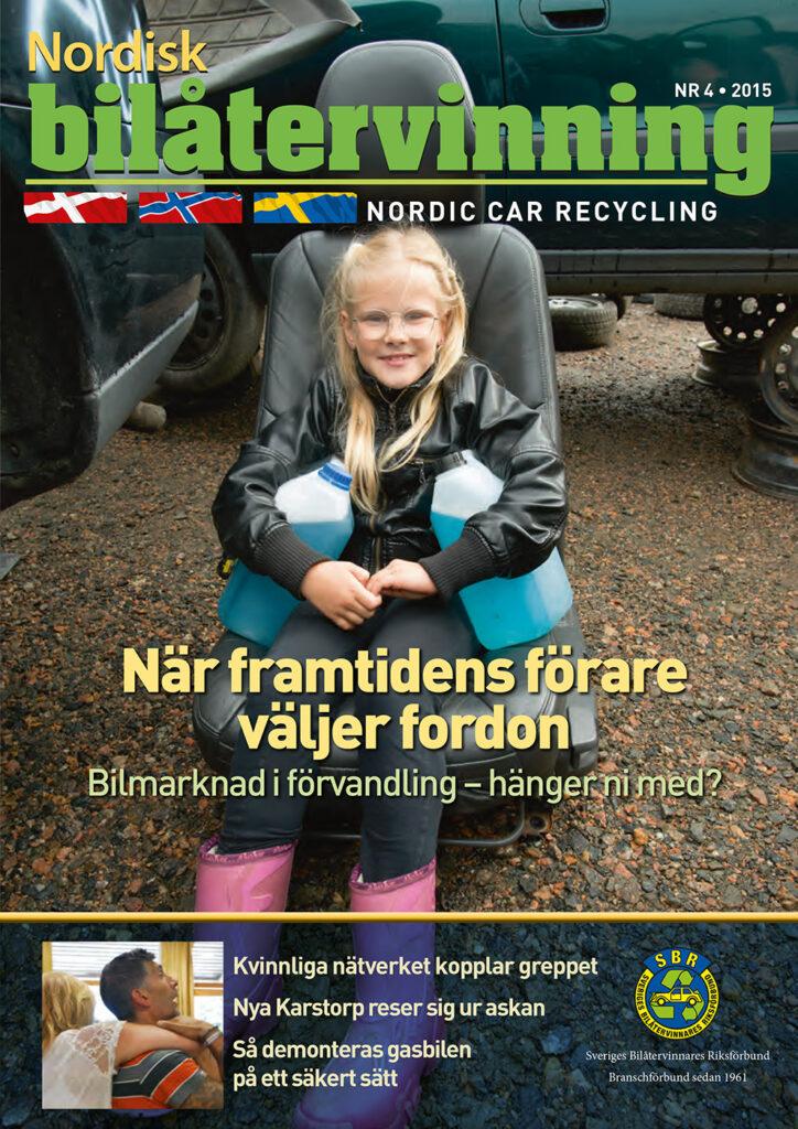 Tidningen NBÅ - SBR Service - Nummer 4 - 2015