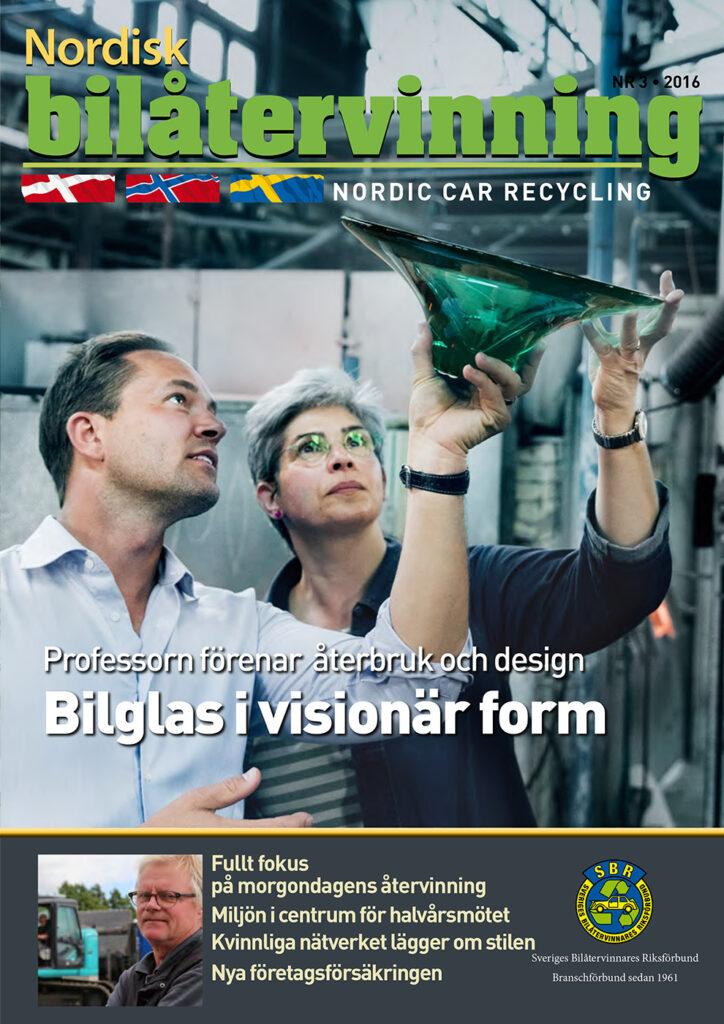 Tidningen NBÅ - SBR Service - Nummer 3 - 2016