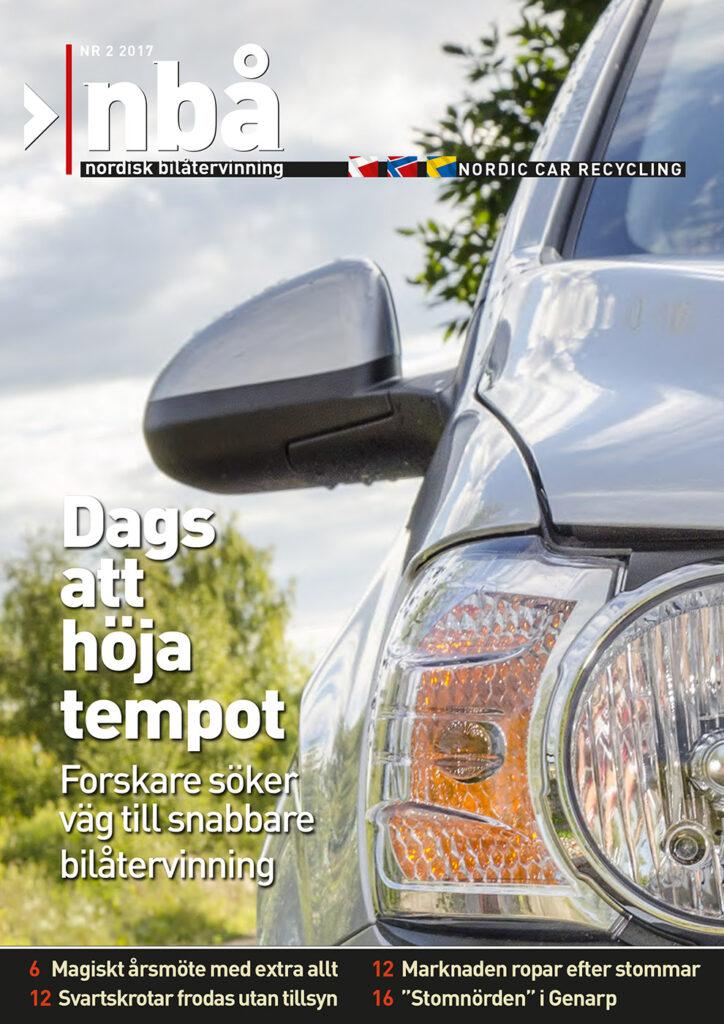 Tidningen NBÅ - SBR Service - Nummer 2 - 2017