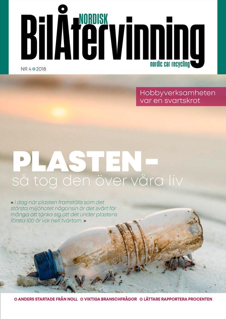 Tidningen NBÅ - SBR Service - Nummer 4 - 2018
