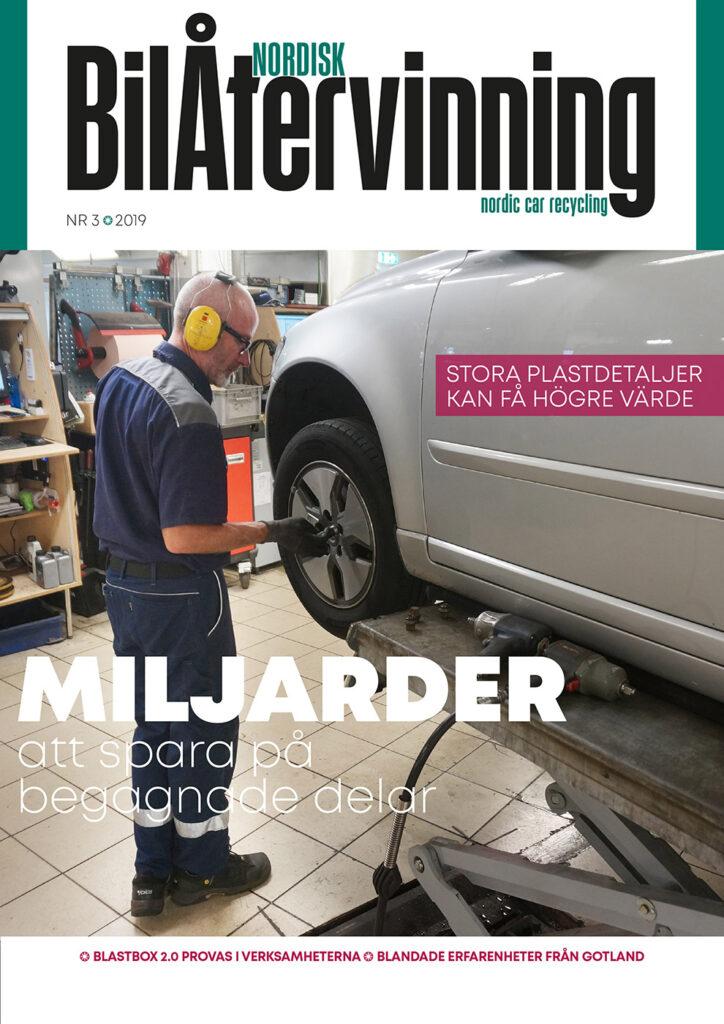 Tidningen NBÅ - SBR Service - Nummer 3 - 2019
